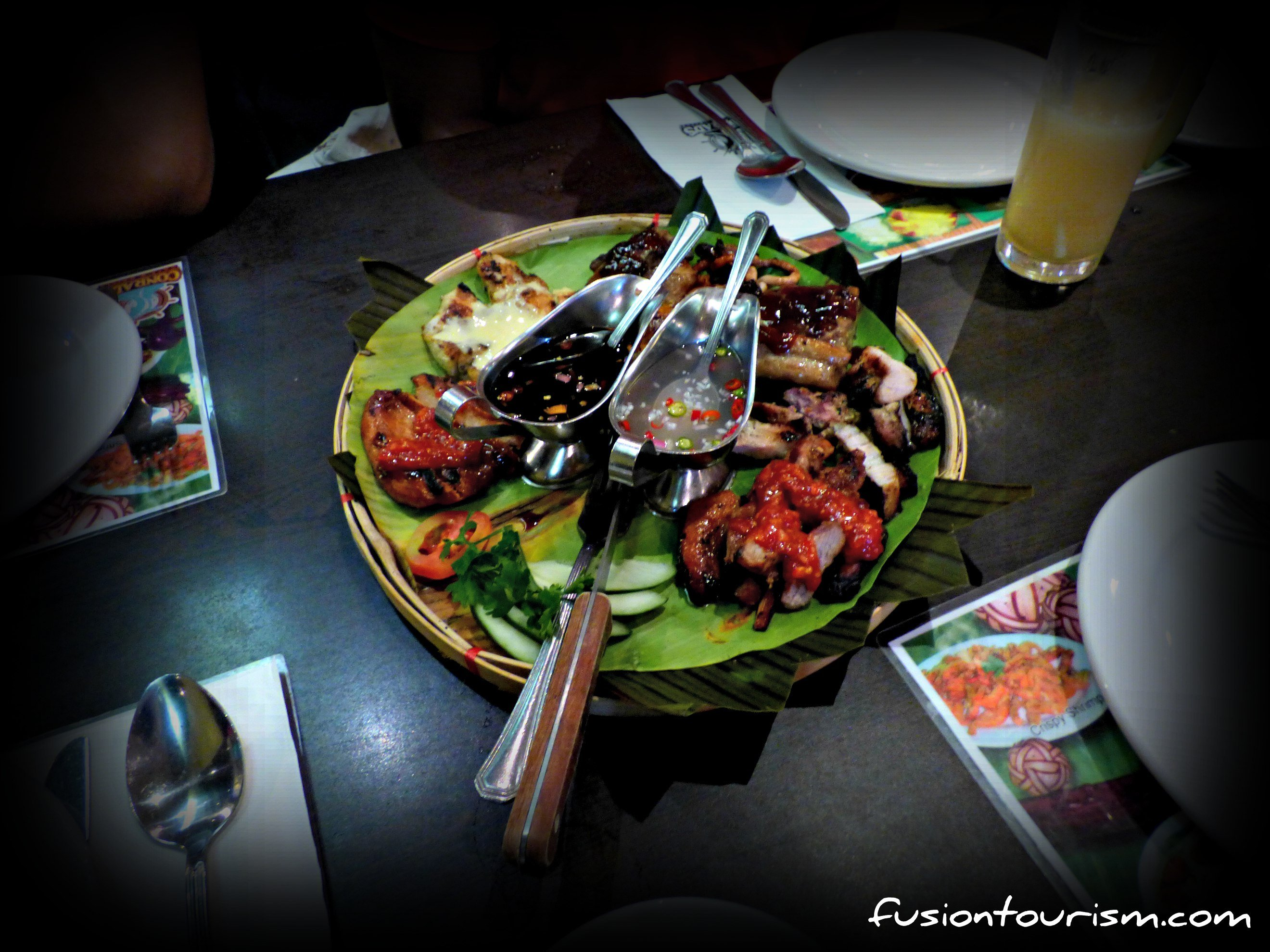 Conrad's Cafe and Grille Review