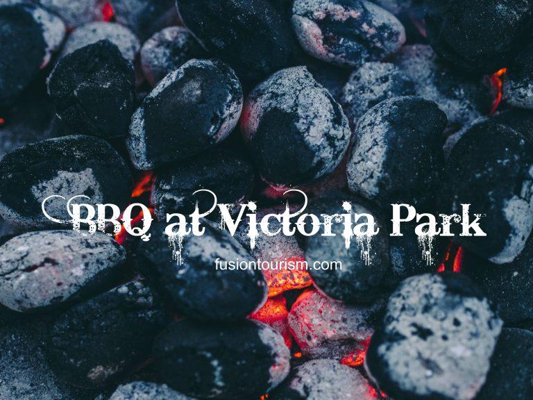 Summer BBQ at Victoria Park, Ballarat City